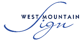 2012_west_mountain_sign_logo